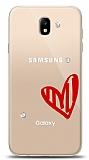 Samsung Galaxy J7 Pro 2017 3 Taş Love Kılıf