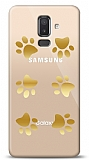 Samsung Galaxy J8 Gold Patiler Kılıf