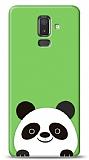 Samsung Galaxy J8 Panda Resimli Kılıf