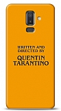 Samsung Galaxy J8 Quentin Tarantino Resimli Kılıf