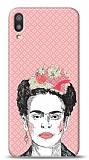 Samsung Galaxy M10 Frida Resimli Kılıf