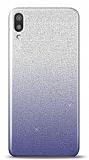 Samsung Galaxy M10 Simli Siyah Silikon Kılıf