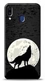 Samsung Galaxy M20 Wolf Black Kılıf