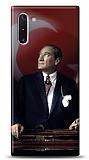 Samsung Galaxy Note 10 Atatürk Kılıf