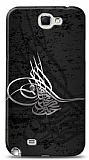 Samsung Galaxy Note 2 Osmanlı Tuğrası Kılıf