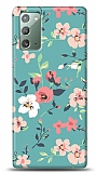 Samsung Galaxy Note 20 Çiçek Desenli 1 Kılıf