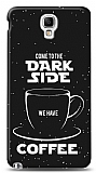 Samsung Galaxy Note 3 Neo Dark Side Coffee Kılıf
