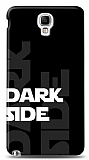 Samsung Galaxy Note 3 Neo Dark Side Kılıf