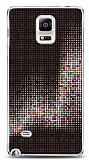 Samsung Galaxy Note 4 Black Dottes Kılıf