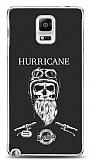 Samsung Galaxy Note 4 Hurricane Resimli Kılıf
