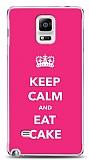 Samsung Galaxy Note 4 Keep And Calm Resimli Kılıf