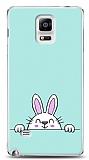 Samsung Galaxy Note 4 Tavşan Resimli Kılıf