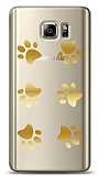 Samsung Galaxy Note 5 Gold Patiler Kılıf