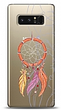 Samsung Galaxy Note 8 Dream Catcher Resimli Kılıf