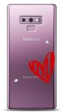 Samsung Galaxy Note 9 3 Taş Love Kılıf