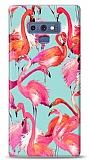 Samsung Galaxy Note 9 Flamingo Kılıf