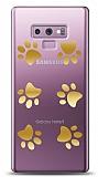 Samsung Galaxy Note 9 Gold Patiler Kılıf