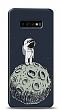 Samsung Galaxy S10 Astronot Resimli Kılıf