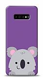 Samsung Galaxy S10 Koala Resimli Kılıf