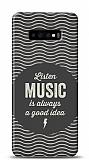 Samsung Galaxy S10 Listen Music Kılıf