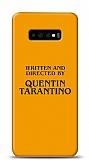 Samsung Galaxy S10 Quentin Tarantino Resimli Kılıf
