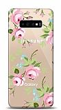 Samsung Galaxy S10 Roses Resimli Kılıf