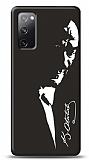Samsung Galaxy S20 FE Atatürk Silüet Resimli Kılıf