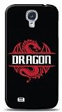 Samsung Galaxy S4 Black Dragon Kılıf
