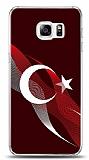 Samsung Galaxy S6 Edge Plus Bayrak Çizgiler Kılıf