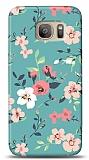 Samsung Galaxy S7 Çiçek Desenli 1 Kılıf