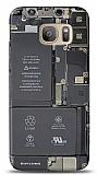 Samsung Galaxy S7 Devre Resimli Kılıf