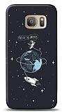 Samsung Galaxy S7 Edge Explore Resimli Kılıf
