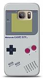 Samsung Galaxy S7 Edge Game Boy Resimli Kılıf