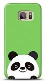 Samsung Galaxy S7 Edge Panda Resimli Kılıf