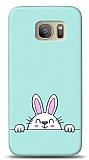 Samsung Galaxy S7 Tavşan Resimli Kılıf