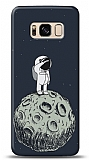 Samsung Galaxy S8 Plus Astronot Resimli Kılıf