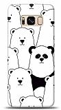 Samsung Galaxy S8 Plus Lonely Panda Kılıf