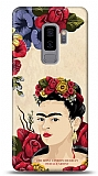 Samsung Galaxy S9 Plus Kahlo Resimli Kılıf