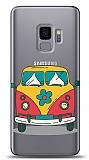 Samsung Galaxy S9 Retro Minibus Kılıf