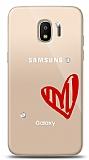 Samsung Grand Prime Pro 3 Taş Love Kılıf