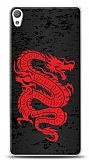 Sony Xperia E5 Dragon Kılıf
