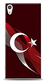 Sony Xperia XA1 Bayrak Çizgiler Kılıf