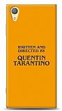 Sony Xperia XA1 Plus Quentin Tarantino Resimli Kılıf