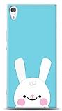 Sony Xperia XA1 Ultra Tavşanlı Resimli Kılıf