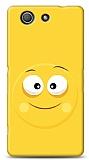 Sony Xperia Z3 Compact Emoji Smile Kılıf