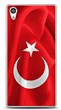 Sony Xperia Z5 Premium Türk Bayrağı Kılıf