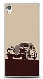 Sony Xperia Z5 Premium Vintage Car Kılıf