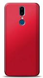 Vestel Venus V7 Kırmızı Mat Silikon Kılıf