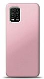 Xiaomi Mi 10 Lite Rose Gold Mat Silikon Kılıf