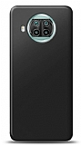 Xiaomi Mi 10T Lite Siyah Mat Silikon Kılıf
